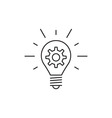 Idea icon outline