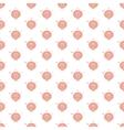 Pink sheep Pattern vector image vector image