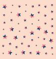 American flag stars background pattern