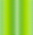 Scattered green balls background vector image vector image