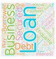 Business Etiquette text background wordcloud vector image vector image