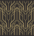 modern geometric tiles pattern vector image vector image