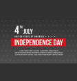 independence day celebration style background vector image vector image
