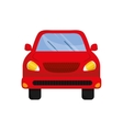Isolated car vehicle vector image vector image