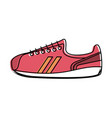 sneaker shoes icon image vector image vector image