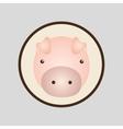 animals farm design vector image vector image