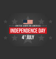 collection stock independence day art vector image vector image