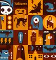 Halloween Concept vector image vector image
