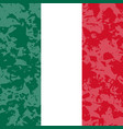 independence day of mexico concept of the mexican vector image vector image