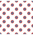 not parking pattern seamless vector image vector image