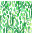 Seamless linear waves pattern vector image