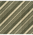 decorative striped textured textile print vector image vector image