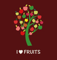 Apple Tree - - vector image