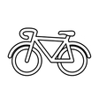 Cycle icon Bike design graphic vector image vector image