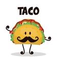 Fast food icon design vector image