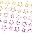 degraded line light star art design background vector image vector image
