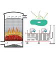 biomass vector image vector image