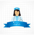 international nurse day stock image vector image vector image