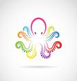 Octopus vector image vector image