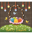 754 easter 1 vector image