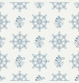 abstract nautical seamless background pattern with vector image