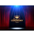 award ceremony design template event