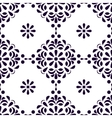 Seamless old style pattern Vintage background vector image vector image