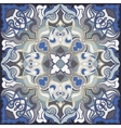 Square oriental pattern vector image vector image