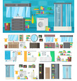 bathroom interior design template