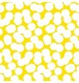 Ditsy polka dot pattern vector image vector image