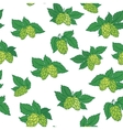 Hops Pattern vector image vector image