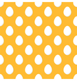 Chicken easter eggs seamless pattern background vector image vector image