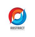 alliance - logo template concept vector image