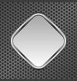 plaque vector image vector image