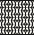seamless pattern of mesh lattice tissue structure vector image