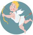 Stupid Cupid vector image vector image