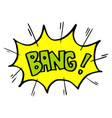 hand drawn comic speech bubbles with emotion vector image
