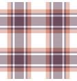 plaid pattern background seamless tartan plaid vector image