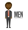 avatar of men vector image vector image