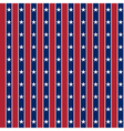 Background in the style of the American flag vector image