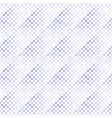 geometrical square pattern background - dark blue vector image vector image