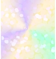A gentle blurred light background vector image vector image