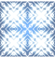 Abstract seamless nordic pattern vector image vector image