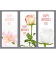 Happy Mother Day Poster Card vector image