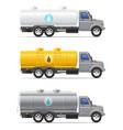 cargo truck 12 vector image