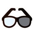 Classic frame glasses icon image
