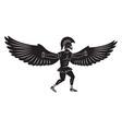 Icarus vector image