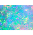 opal gemstone background trendy template vector image vector image