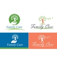 Family child care vector image