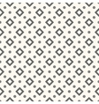 Abstract geometric dot seamless pattern vector image
